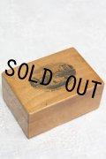 アンティーク モシュリンヌの小箱 すずかけの木 LOWESTOFT 7.9×5.5×4.0cm 1900年前後製 スコットランド製