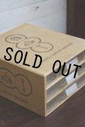 お買い得 稀少な非売品販促用 アンティーク ソーイング・キャビネット フランス製 「ティリエズ&カルティエ・ブレッソン」