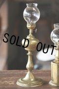 お買い得 希少な初期型 1800年代後期 フランス製 PARIS ピジョン アンティーク オイルランプ 真鍮製 点灯テスト済 高 31.2cm