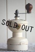 お買い得 1950年代 フランス製 アンティーク プジョー コーヒーミル Diabolo 刃は完全メンテナンス済み極美 細粗挽き自在の実用品